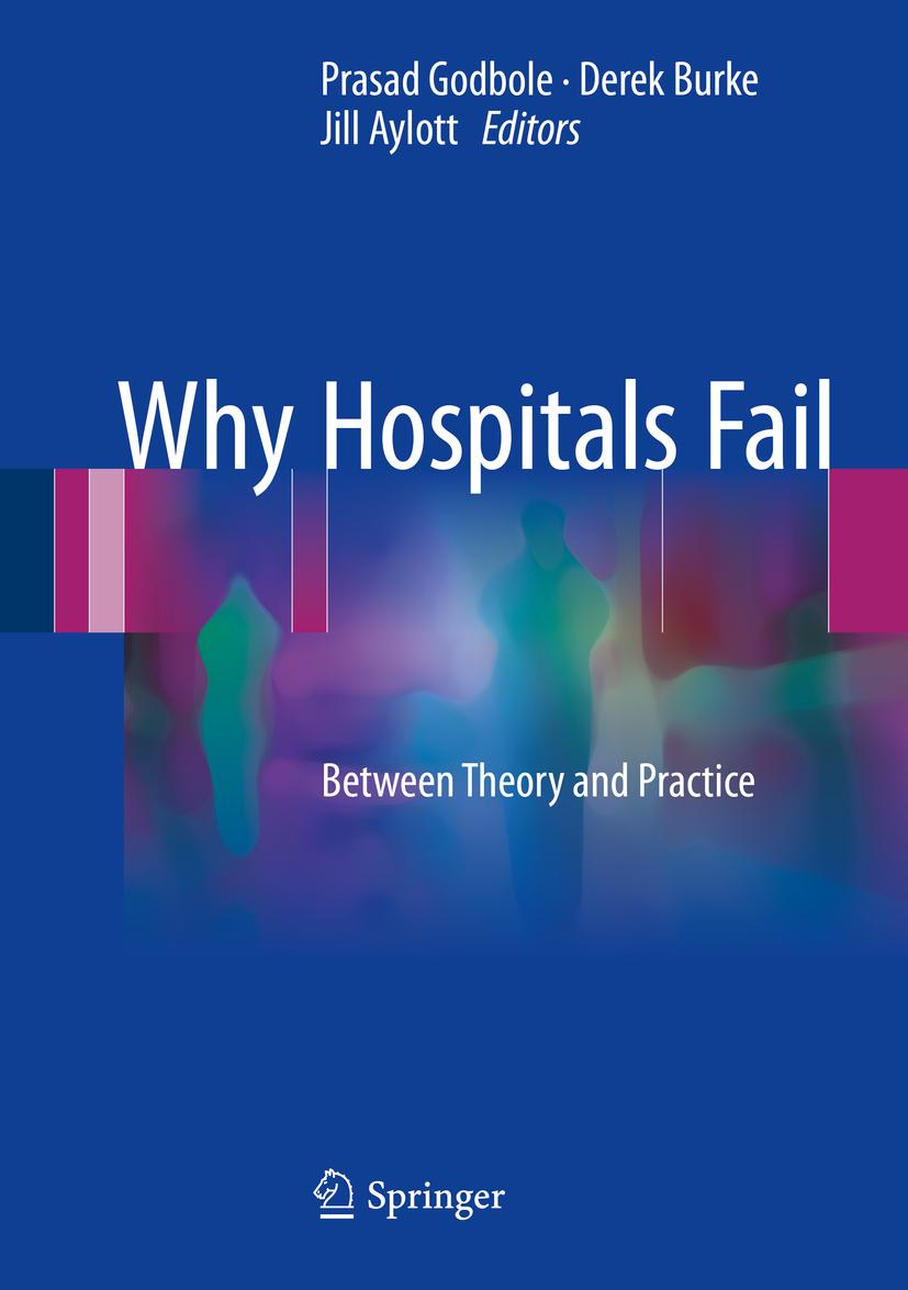 Aylott, Jill - Why Hospitals Fail, ebook