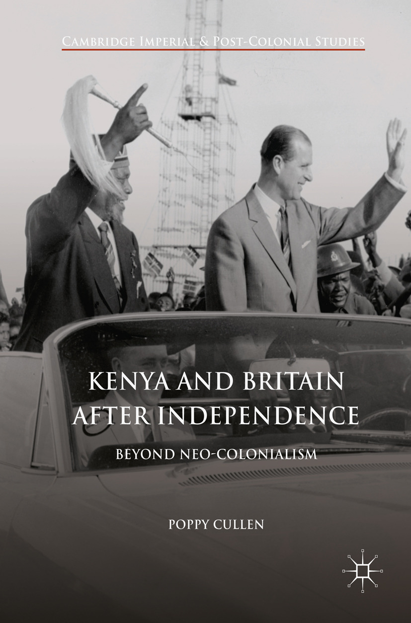 Cullen, Poppy - Kenya and Britain after Independence, ebook