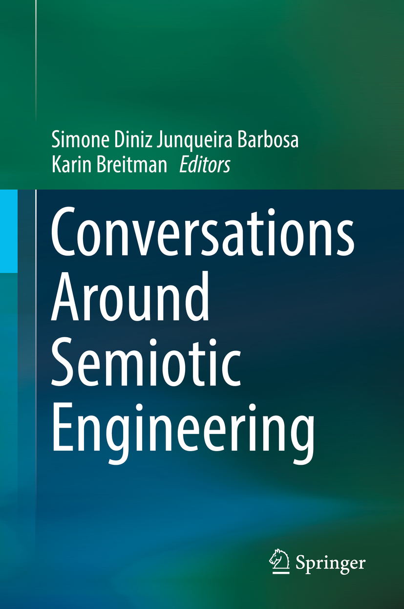 Barbosa, Simone Diniz Junqueira - Conversations Around Semiotic Engineering, ebook