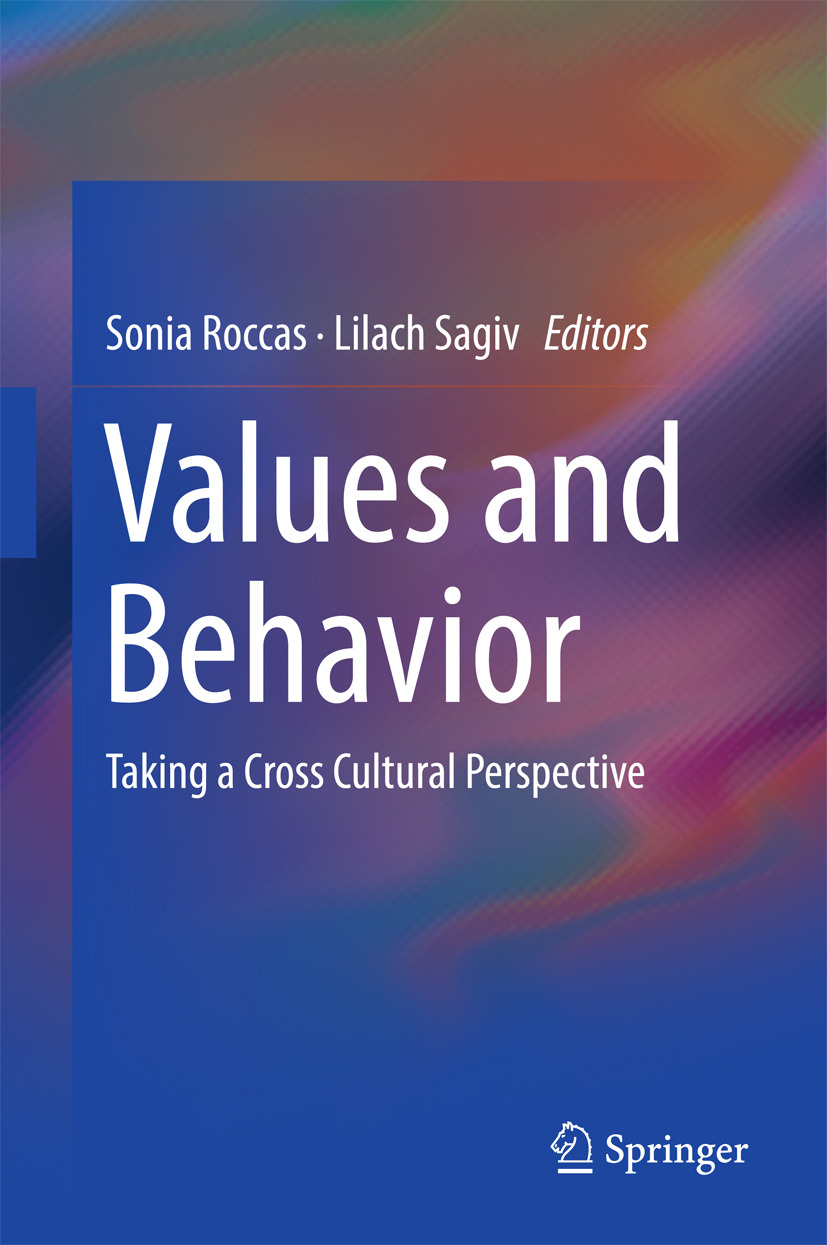 Roccas, Sonia - Values and Behavior, ebook