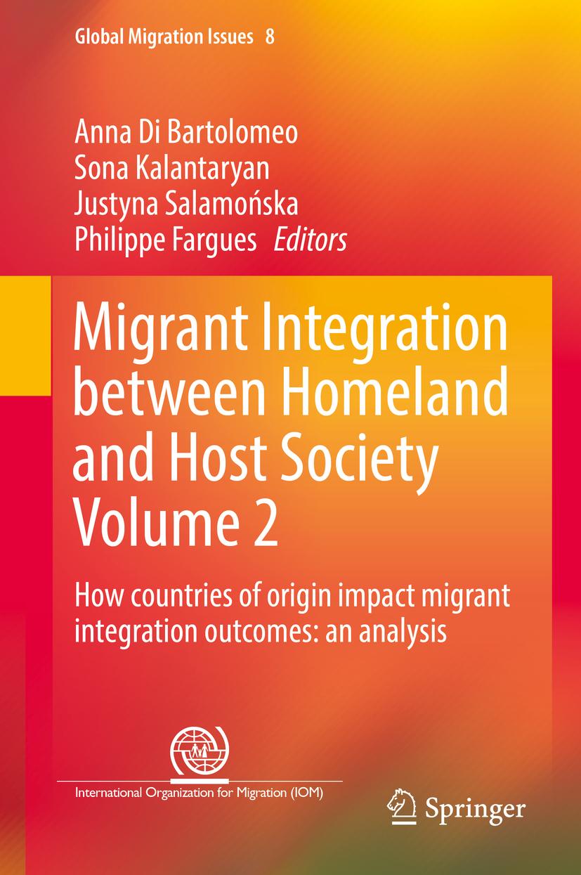 Bartolomeo, Anna Di - Migrant Integration between Homeland and Host Society Volume 2, ebook