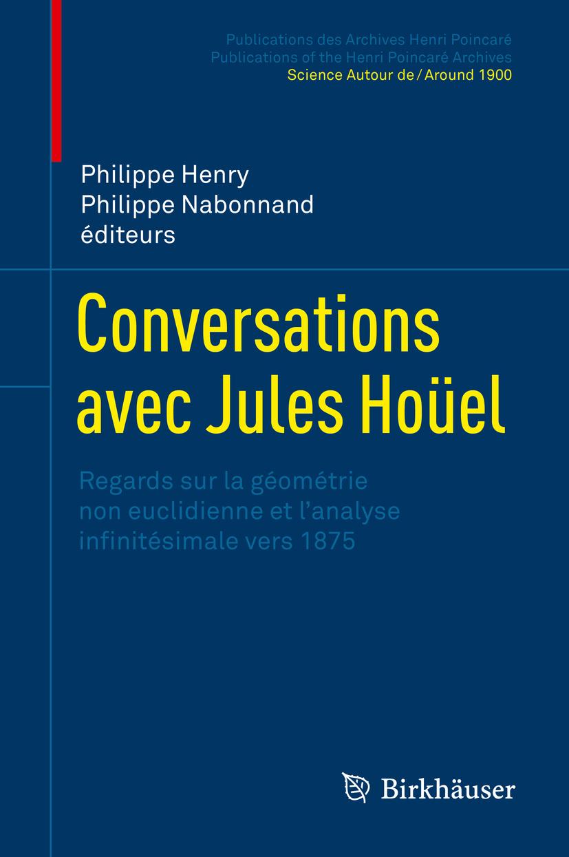 Henry, Philippe - Conversations avec Jules Hoüel, ebook