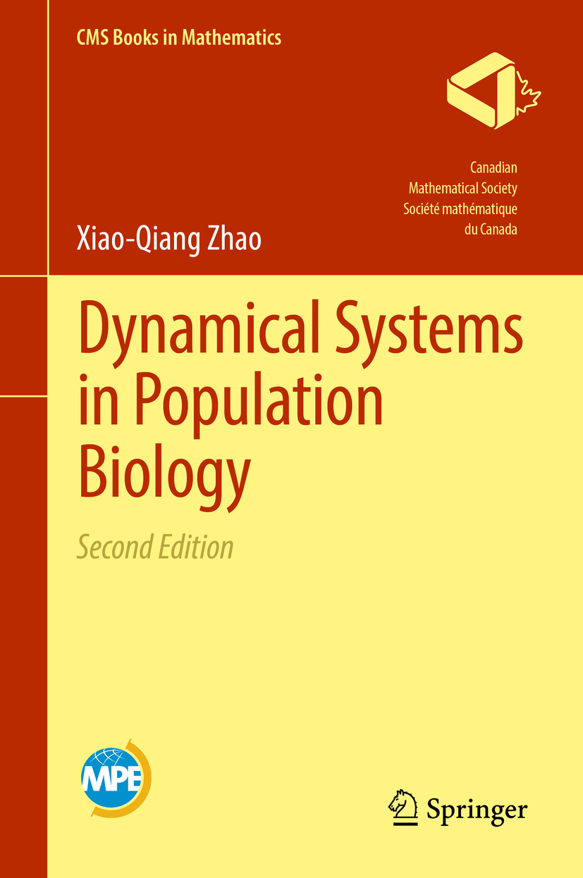 Zhao, Xiao-Qiang - Dynamical Systems in Population Biology, ebook