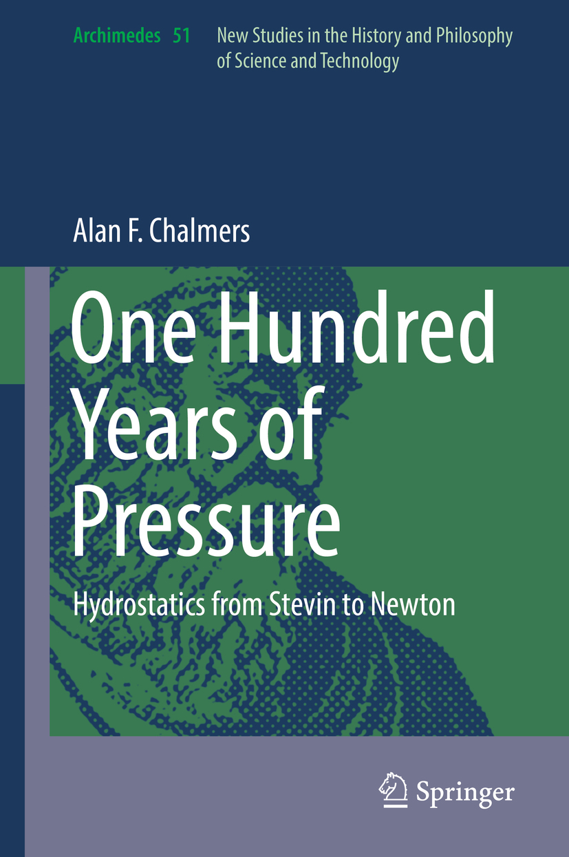 Chalmers, Alan F. - One Hundred Years of Pressure, ebook
