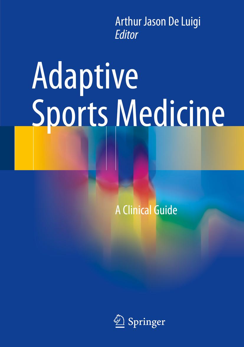 Luigi, Arthur Jason De - Adaptive Sports Medicine, ebook