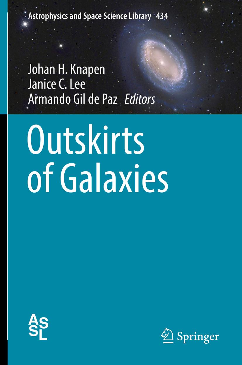 Knapen, Johan H. - Outskirts of Galaxies, ebook