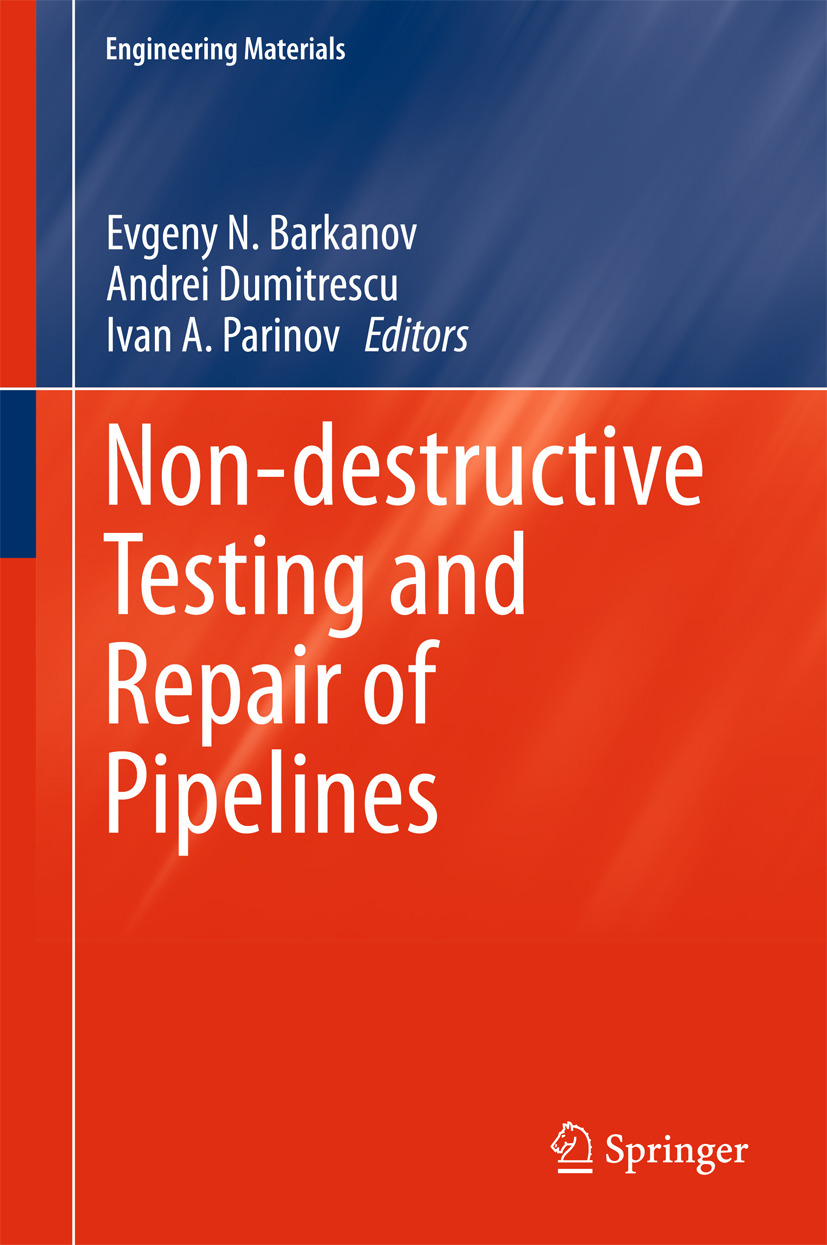 Barkanov, Evgeny N. - Non-destructive Testing and Repair of Pipelines, ebook
