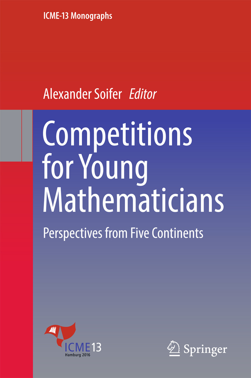 Soifer, Alexander - Competitions for Young Mathematicians, ebook