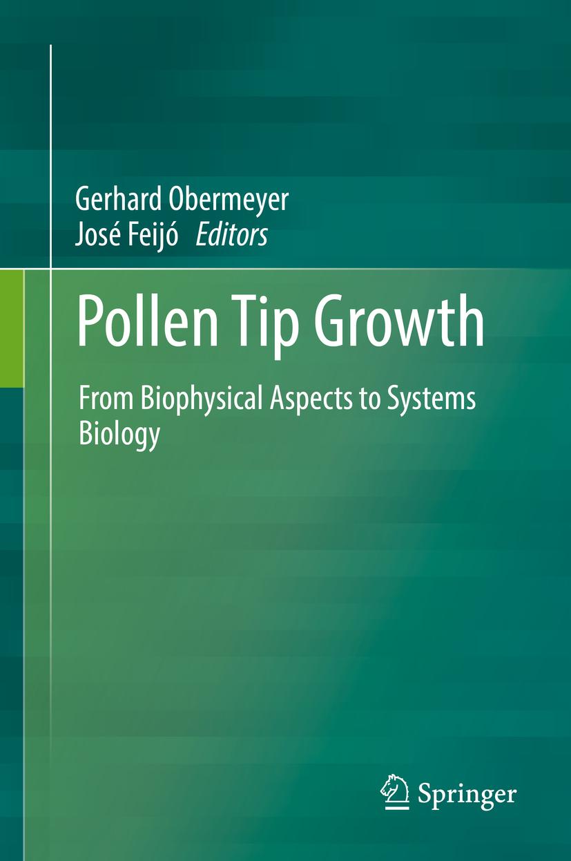 Feijó, José - Pollen Tip Growth, ebook