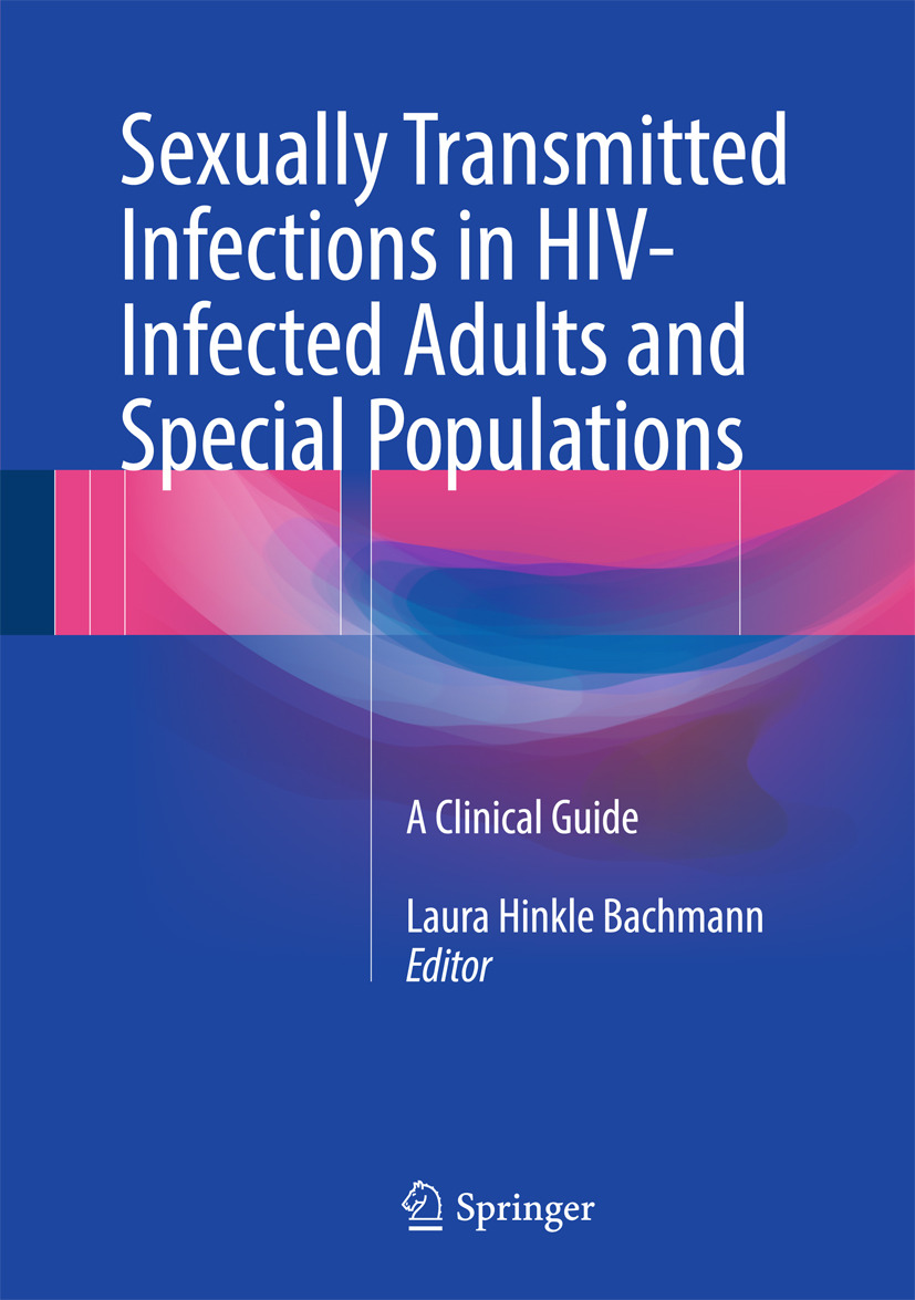 Bachmann, Laura Hinkle - Sexually Transmitted Infections in HIV-Infected Adults and Special Populations, ebook