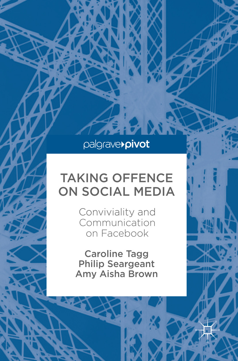 Brown, Amy Aisha - Taking Offence on Social Media, ebook