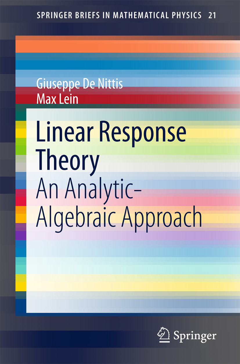 Lein, Max - Linear Response Theory, ebook