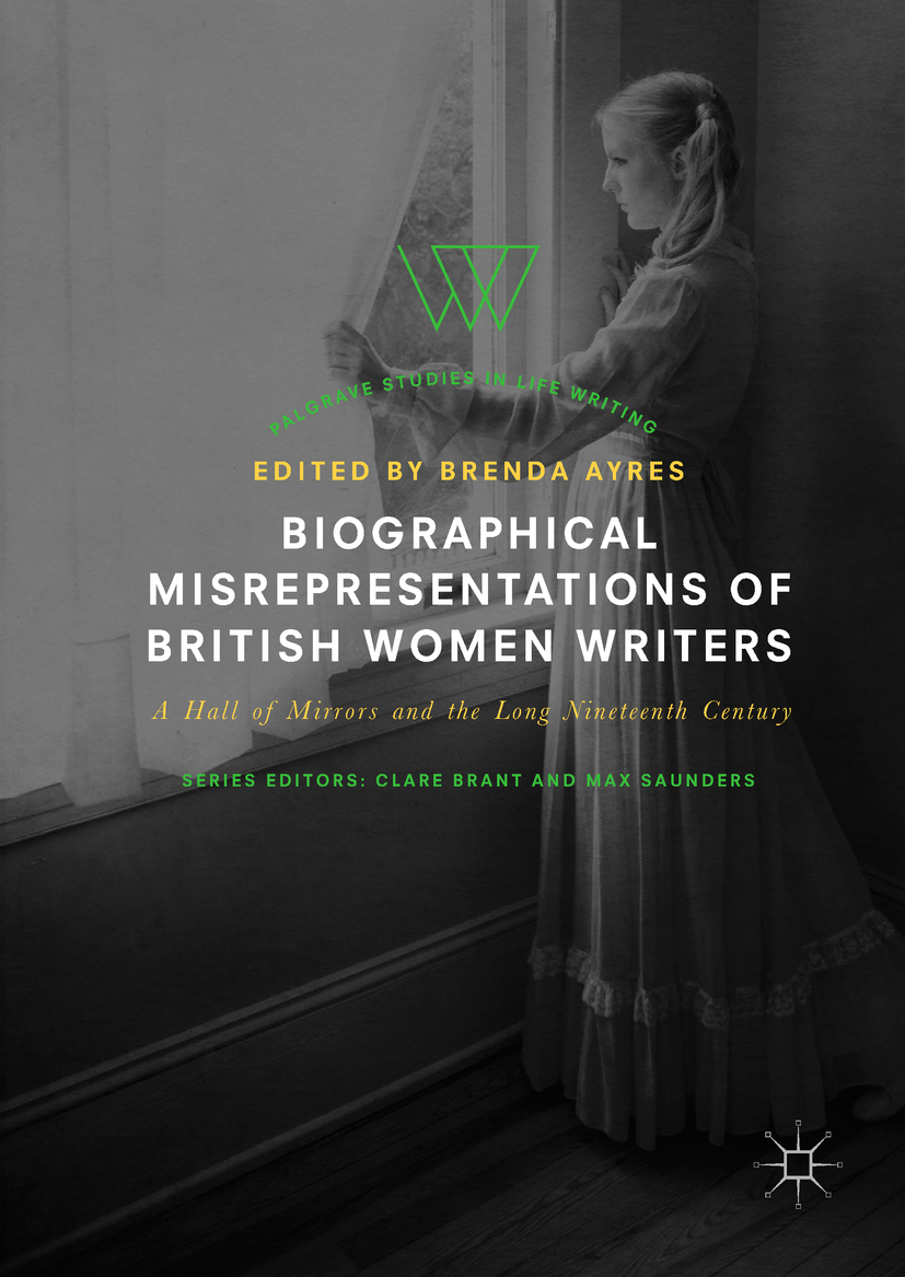 Ayres, Brenda - Biographical Misrepresentations of British Women Writers, ebook