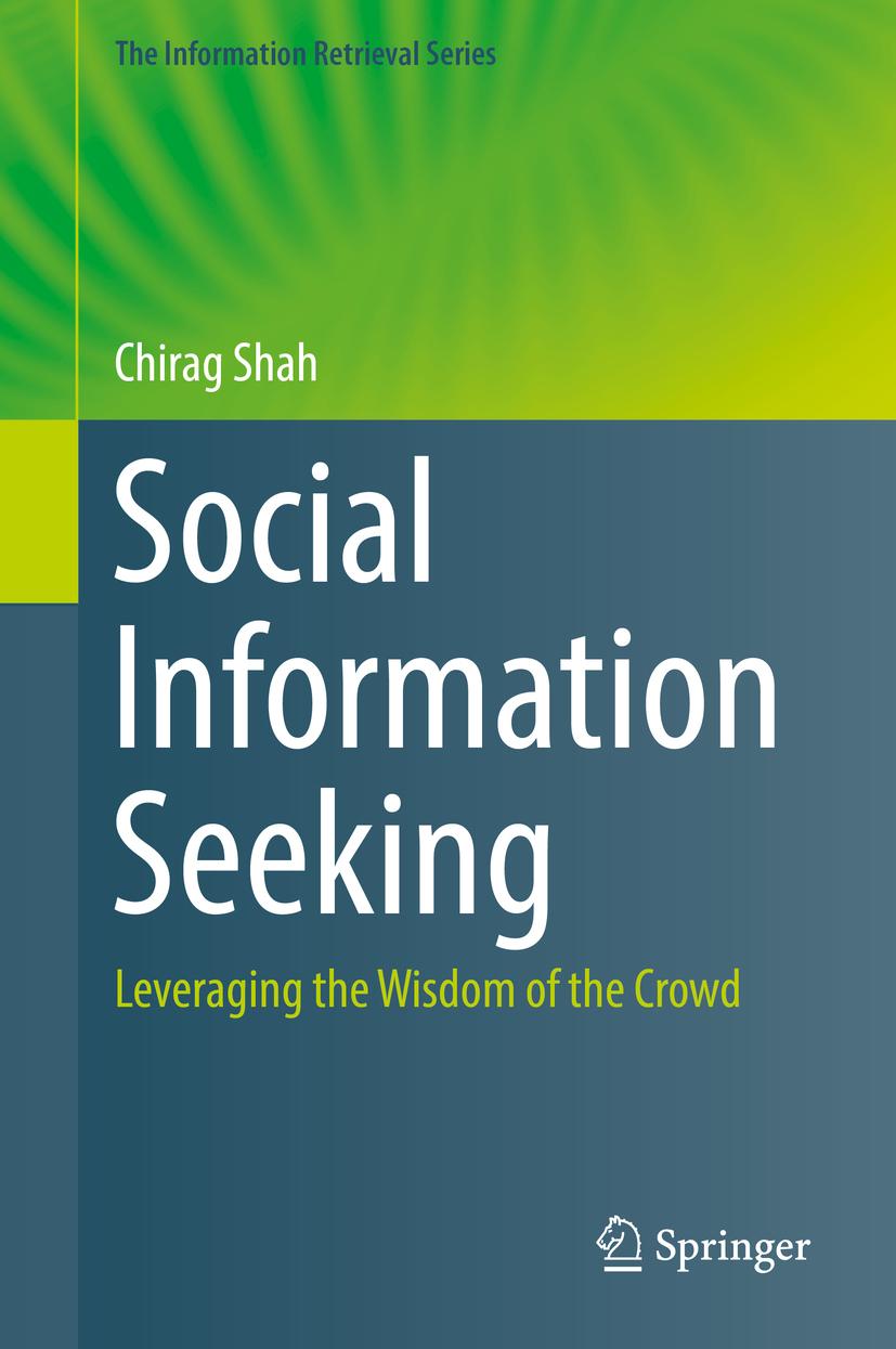 Shah, Chirag - Social Information Seeking, ebook