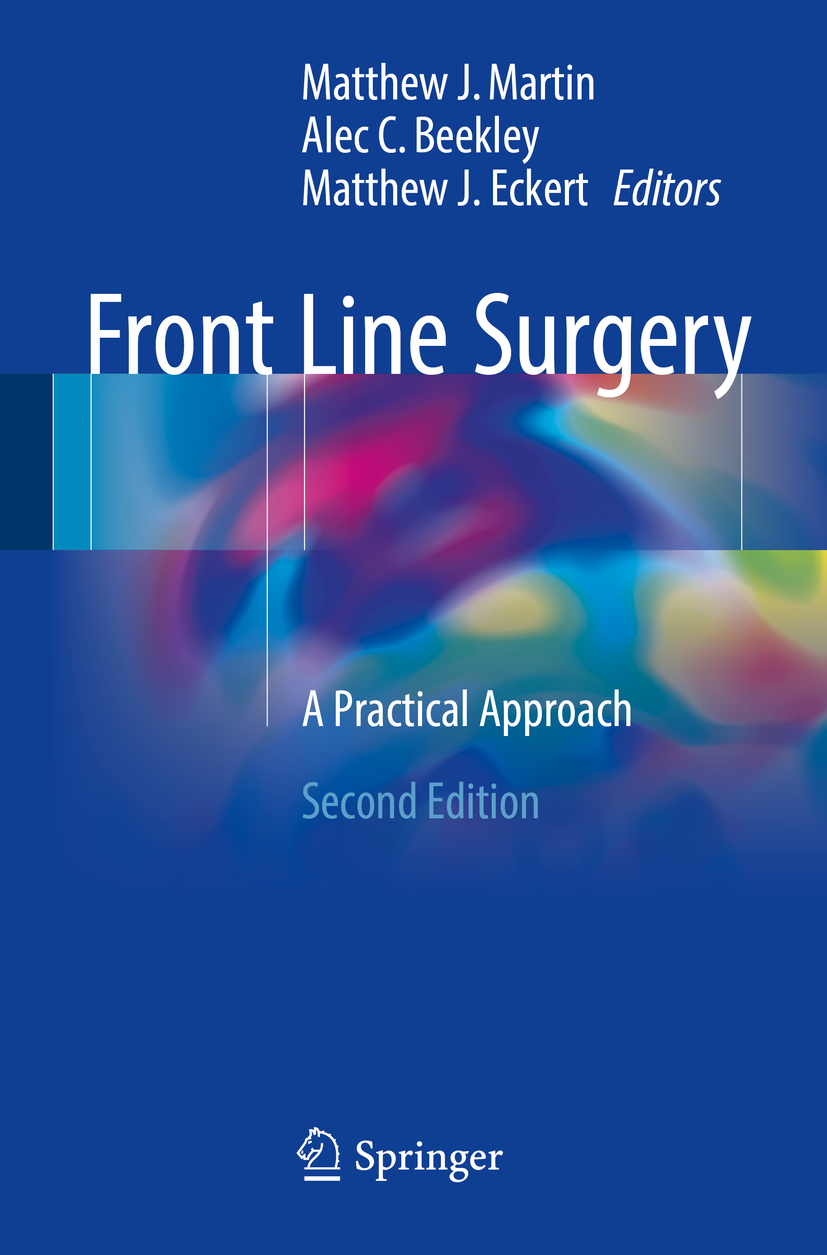 , Alec C. Beekley, - Front Line Surgery, ebook