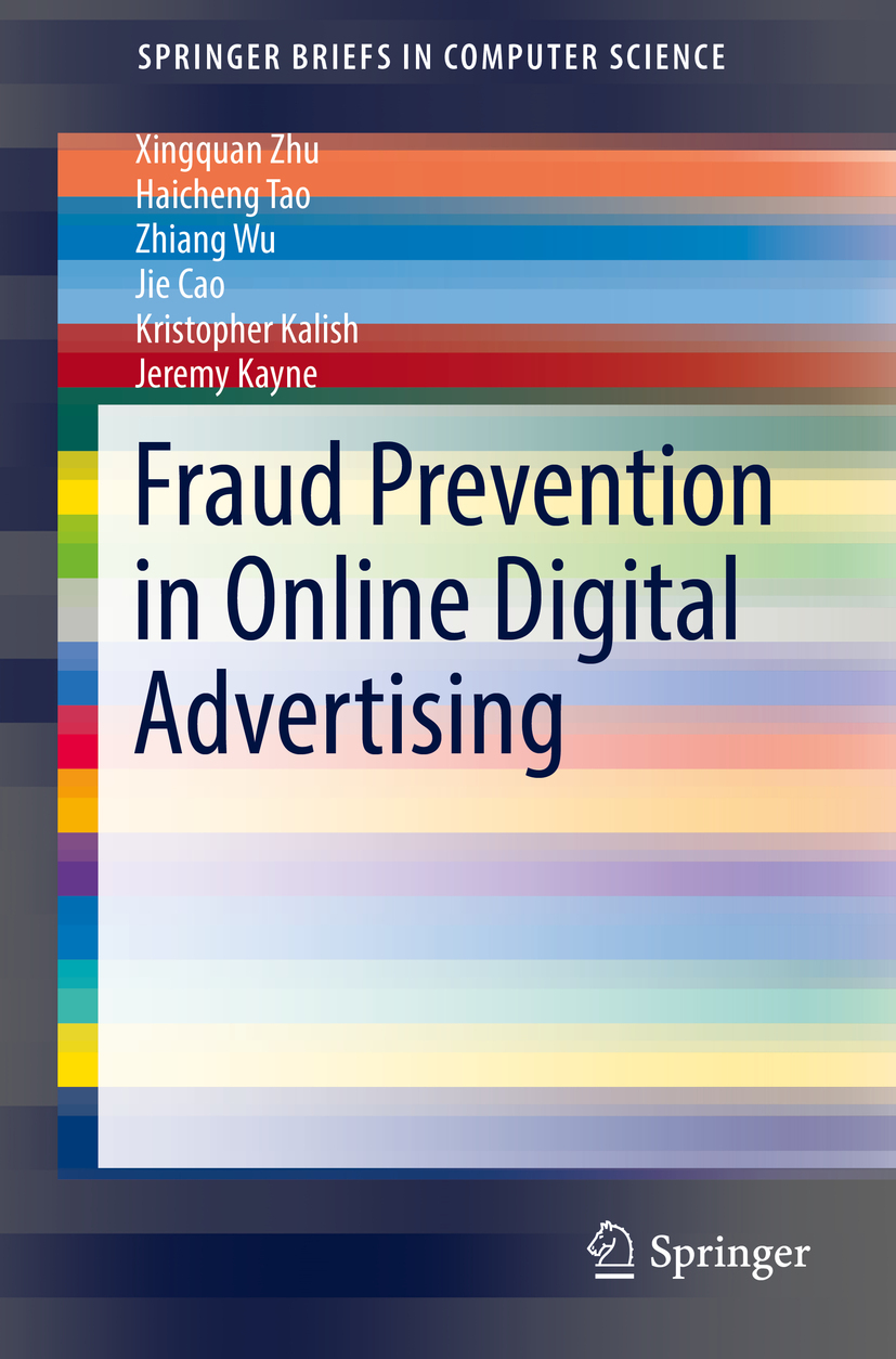 Cao, Jie - Fraud Prevention in Online Digital Advertising, ebook