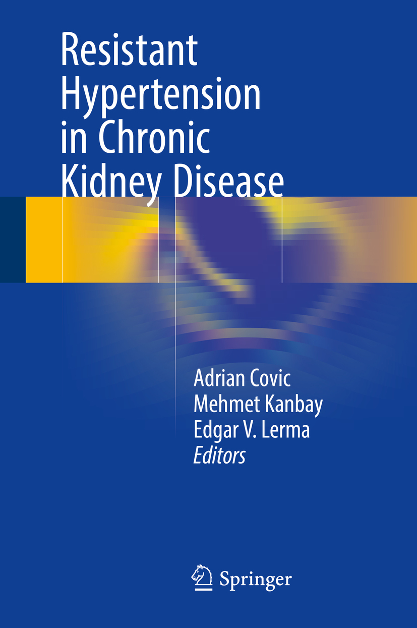 Covic, Adrian - Resistant Hypertension in Chronic Kidney Disease, ebook