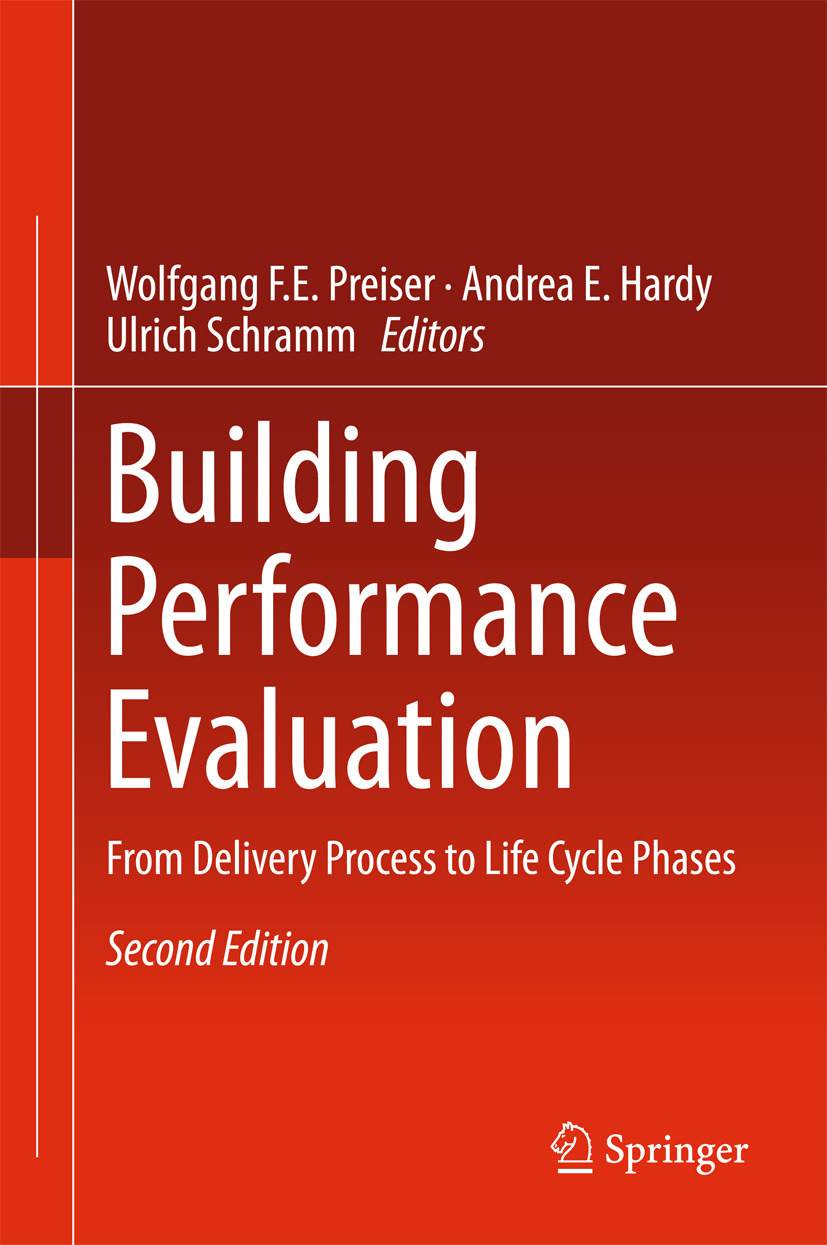 Hardy, Andrea E. - Building Performance Evaluation, ebook