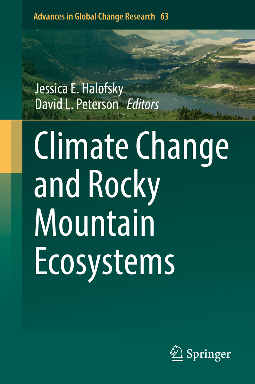 Halofsky, Jessica E. - Climate Change and Rocky Mountain Ecosystems, e-kirja