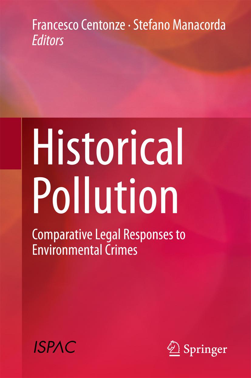 Centonze, Francesco - Historical Pollution, ebook
