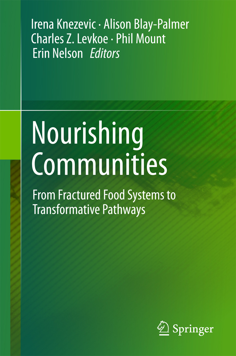 Blay-Palmer, Alison - Nourishing Communities, ebook