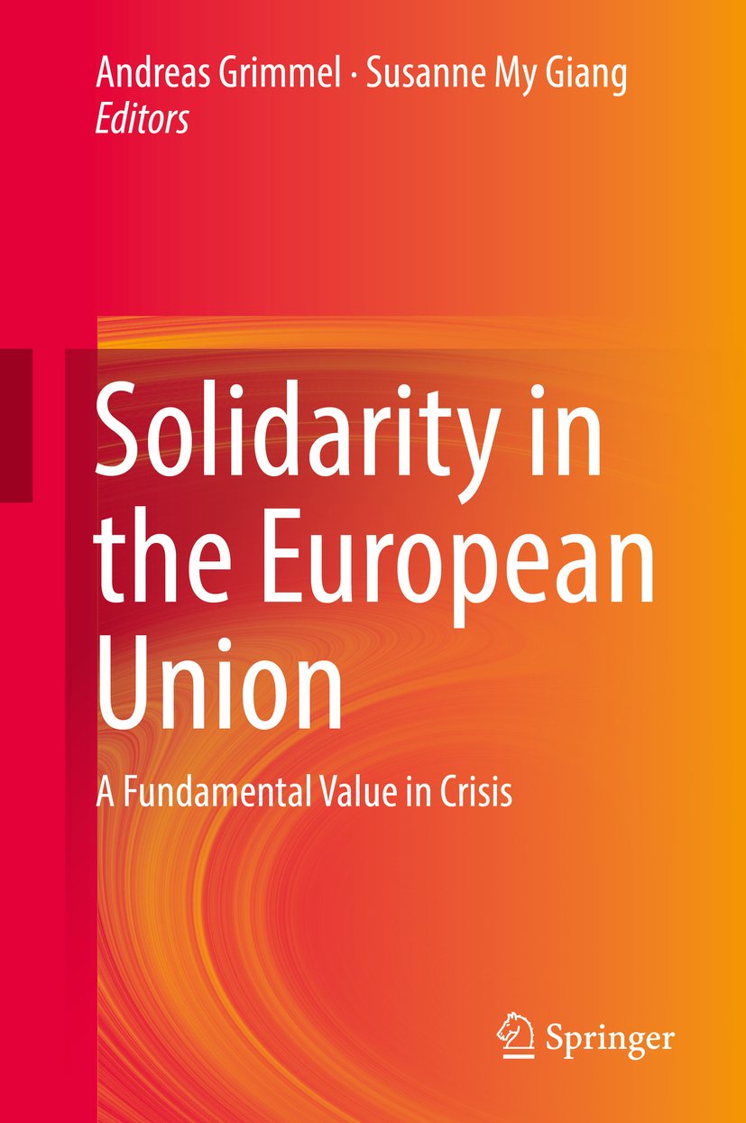 Giang, Susanne My - Solidarity in the European Union, ebook