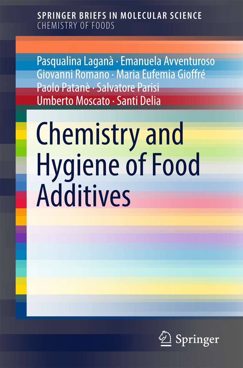 Avventuroso, Emanuela - Chemistry and Hygiene of Food Additives, ebook