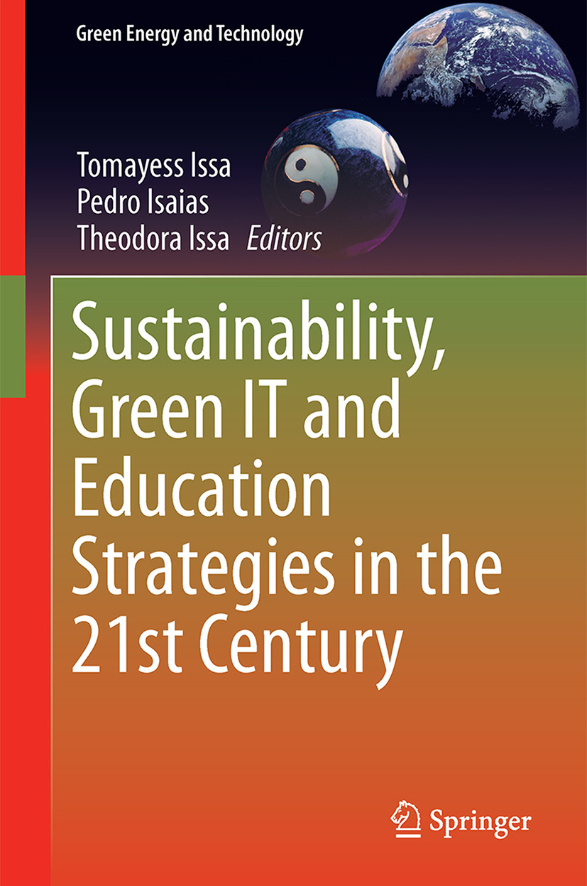 Isaias, Pedro - Sustainability, Green IT and Education Strategies in the Twenty-first Century, ebook