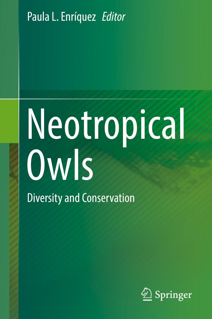 Enriquez, Paula L. - Neotropical Owls, ebook