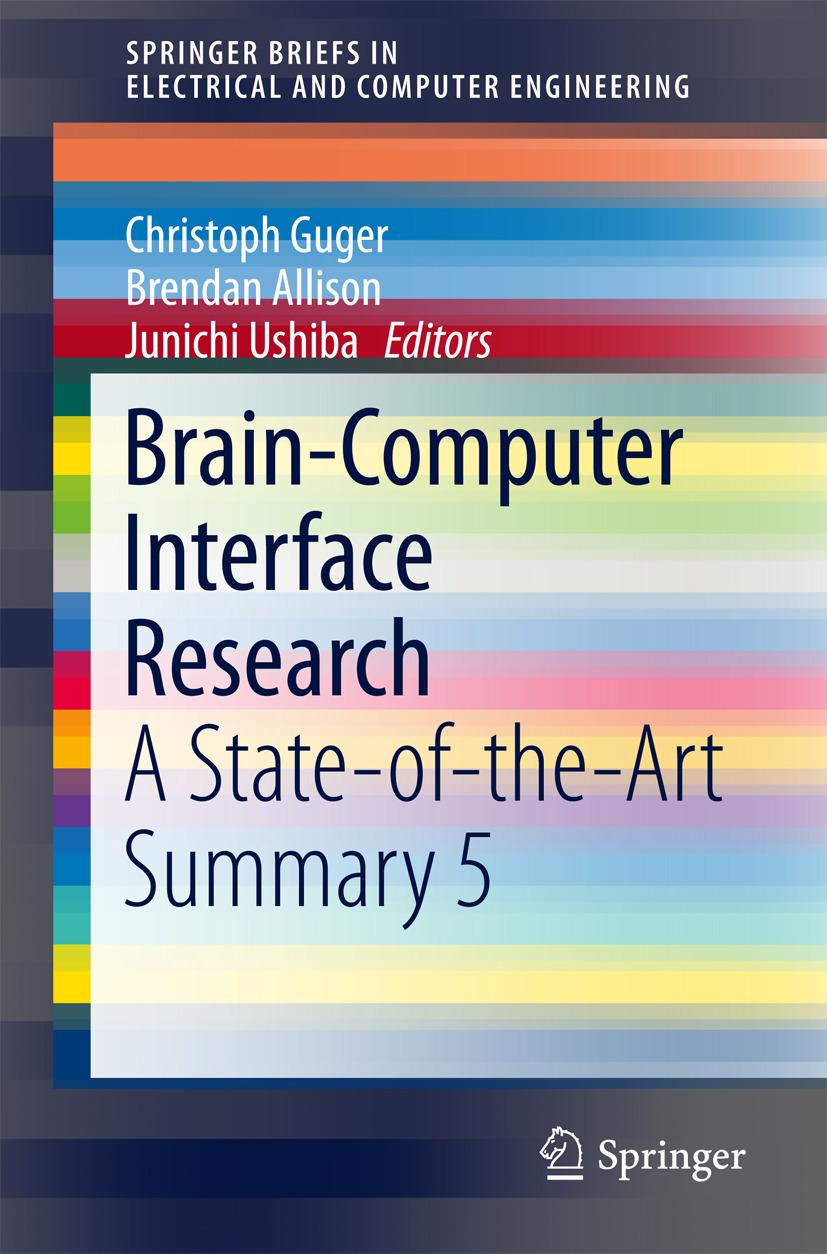 Allison, Brendan - Brain-Computer Interface Research, e-kirja