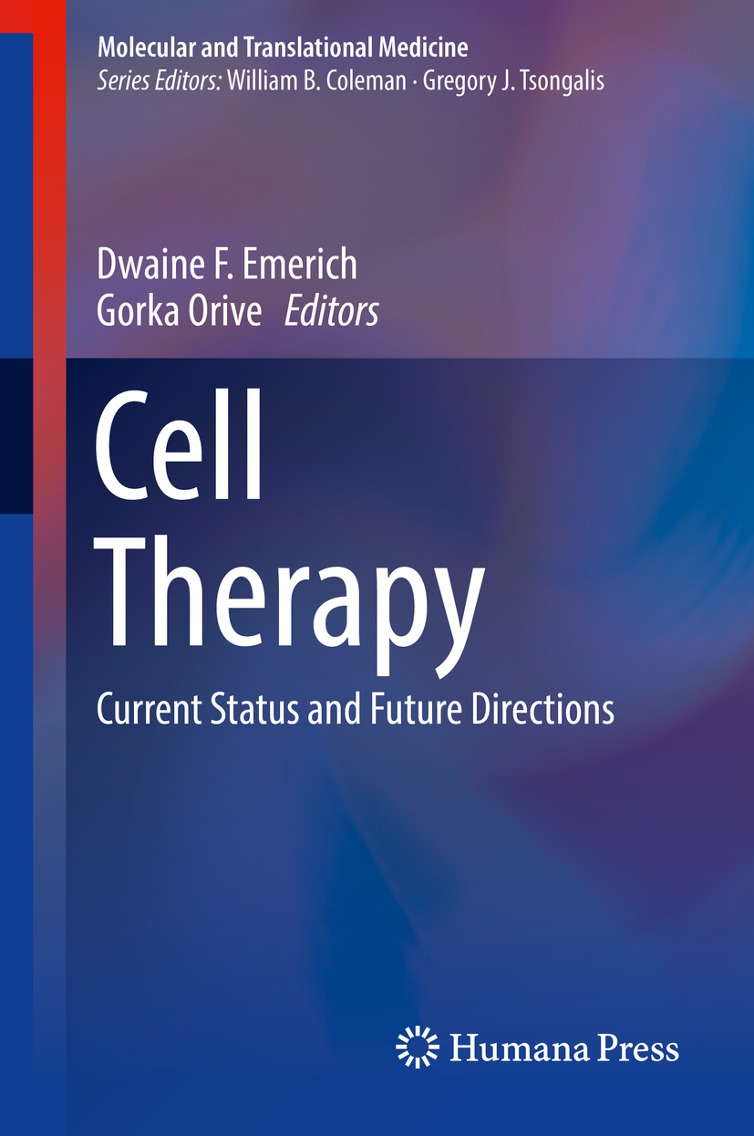 Emerich, Dwaine F. - Cell Therapy, ebook