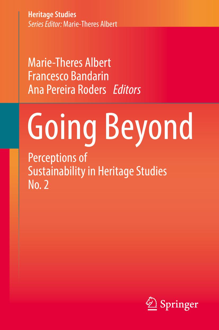 Albert, Marie-Theres - Going Beyond, e-kirja