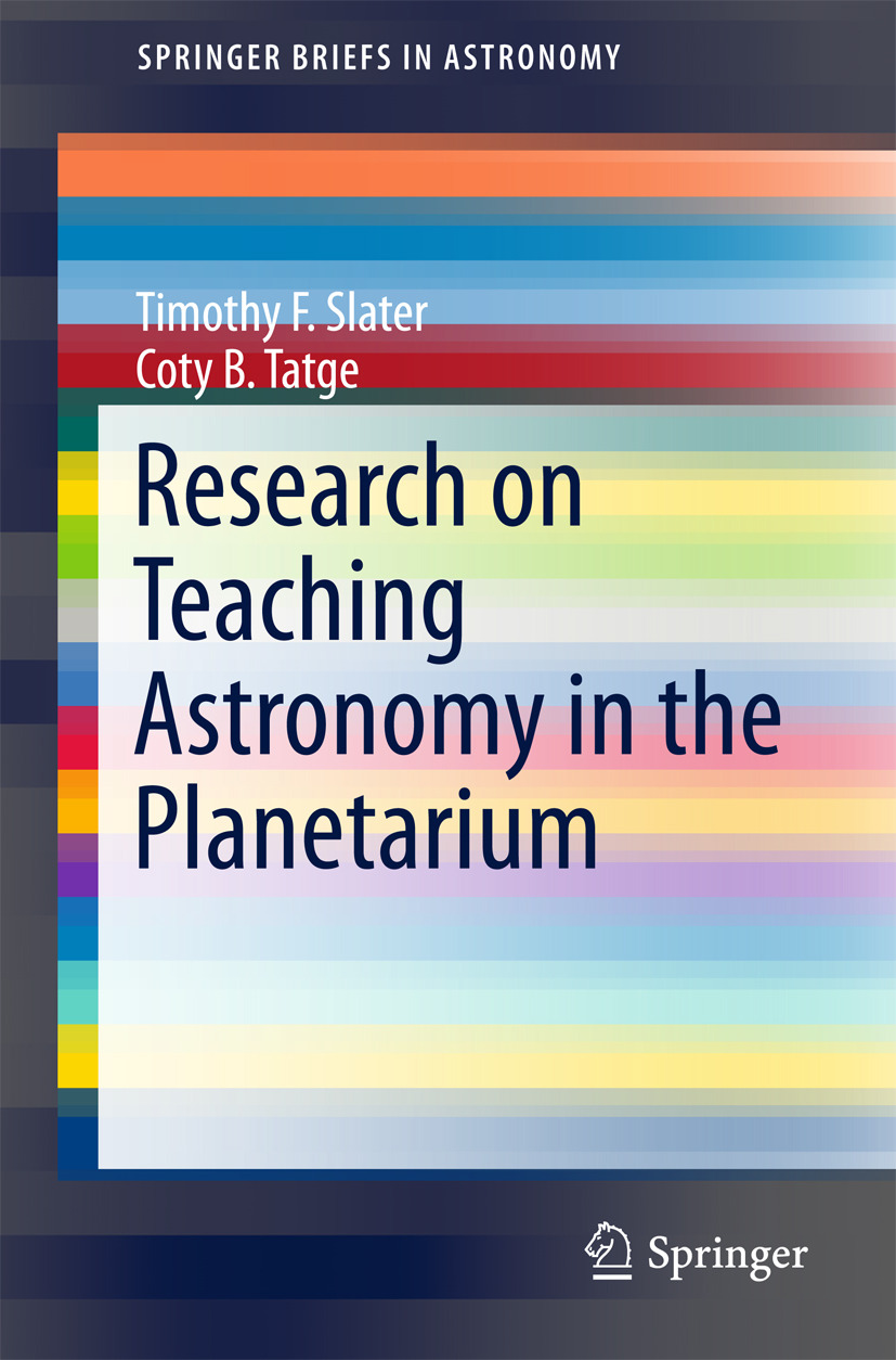 Slater, Timothy F. - Research on Teaching Astronomy in the Planetarium, ebook