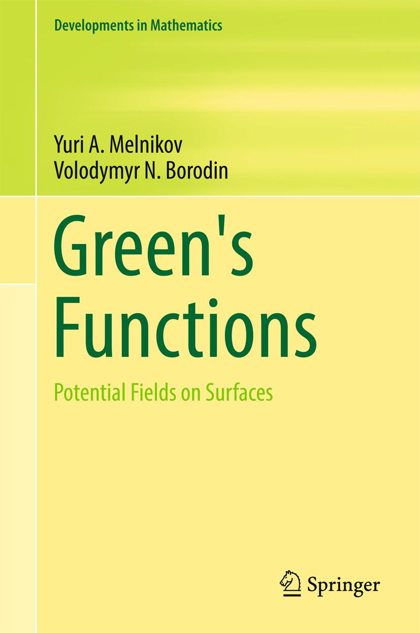 Borodin, Volodymyr N. - Green's Functions, ebook