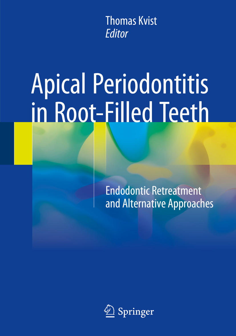 Kvist, Thomas - Apical Periodontitis in Root-Filled Teeth, ebook