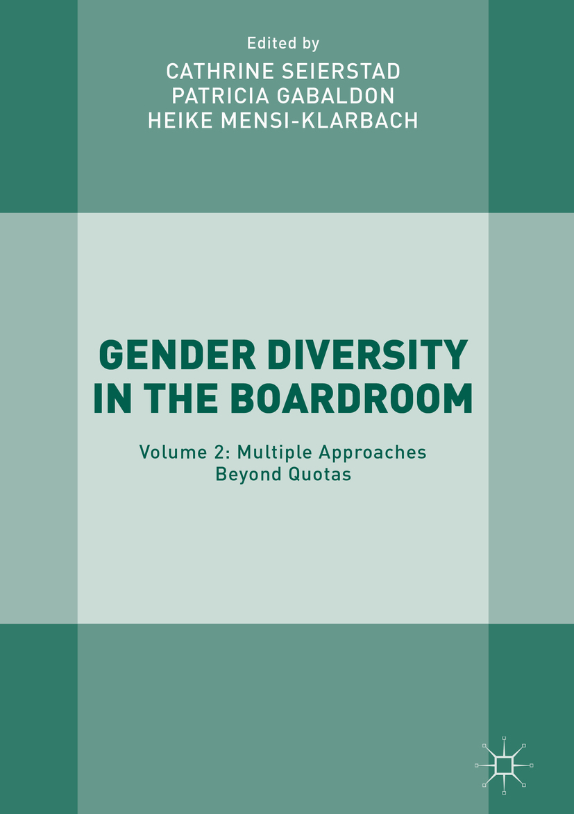 Gabaldon, Patricia - Gender Diversity in the Boardroom, ebook