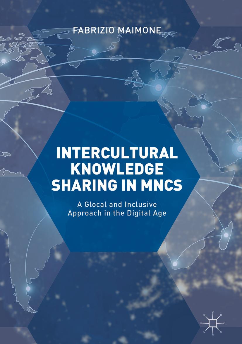Maimone, Fabrizio - Intercultural Knowledge Sharing in MNCs, ebook