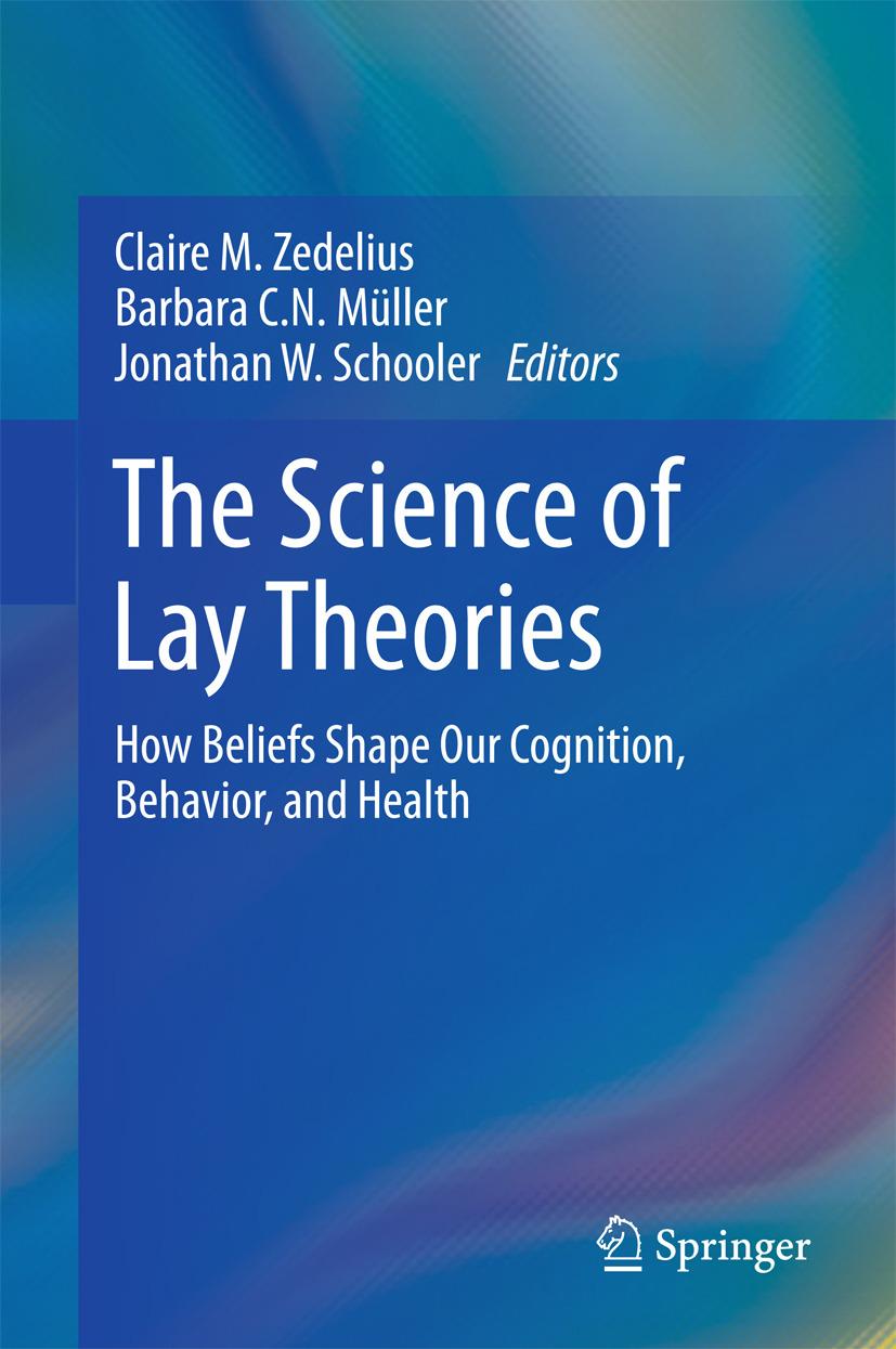 Müller, Barbara C. N. - The Science of Lay Theories, ebook