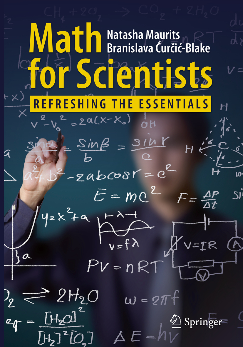 Maurits, Natasha - Math for Scientists, ebook