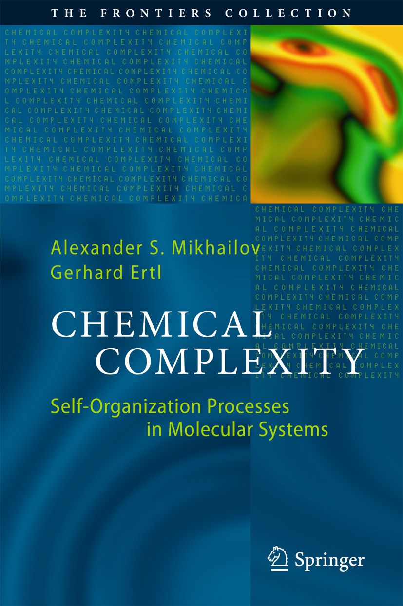 Ertl, Gerhard - Chemical Complexity, ebook