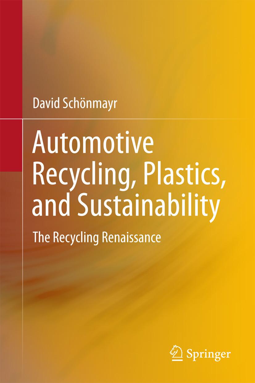Schönmayr, David - Automotive Recycling, Plastics, and Sustainability, ebook