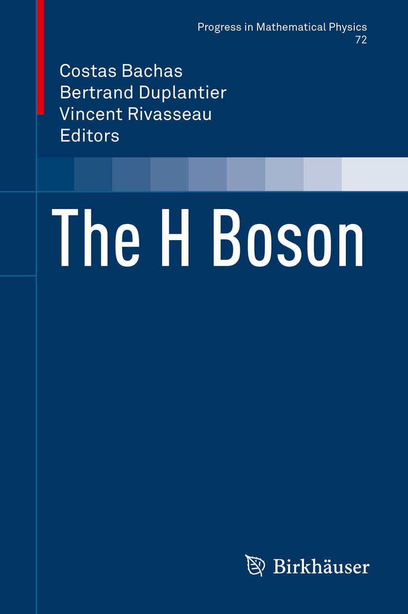 Bachas, Costas - The H Boson, ebook