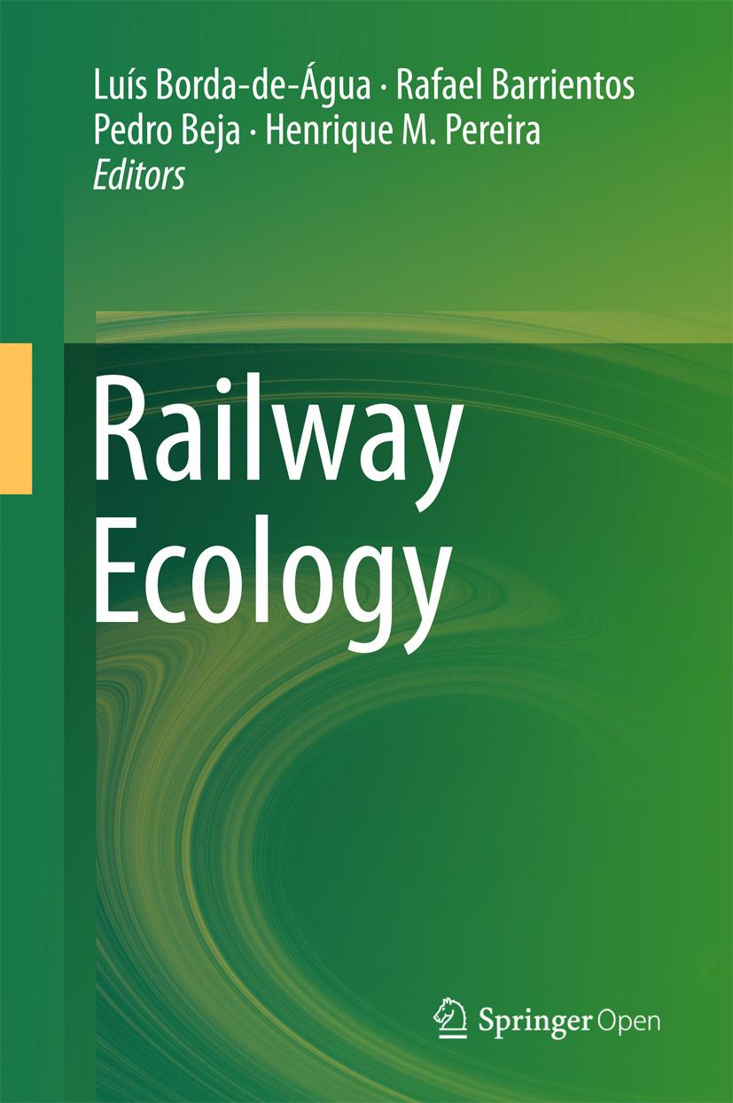 Barrientos, Rafael - Railway Ecology, ebook