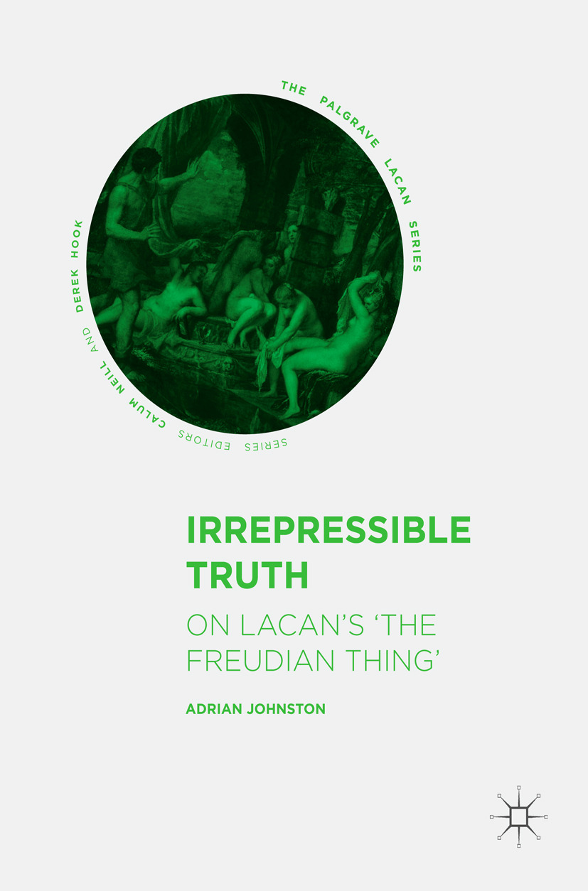 Johnston, Adrian - Irrepressible Truth, ebook