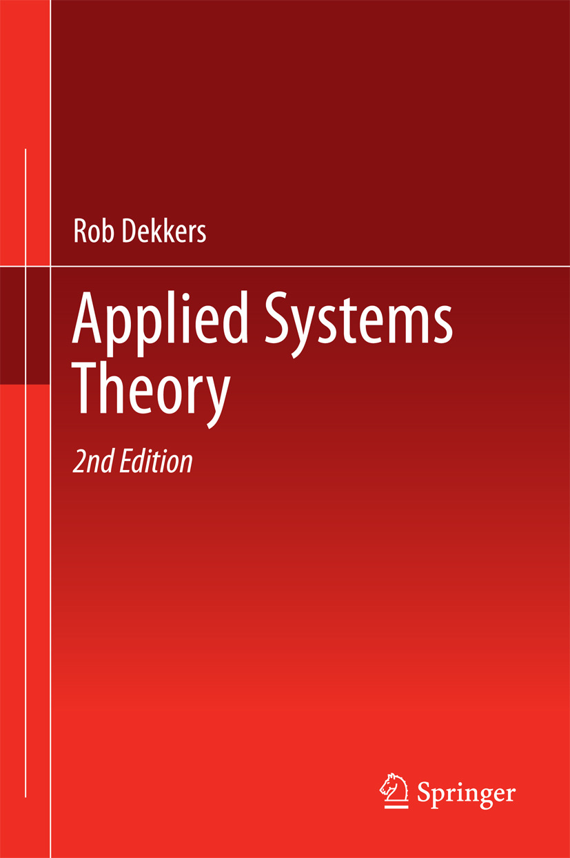 Dekkers, Rob - Applied Systems Theory, e-bok