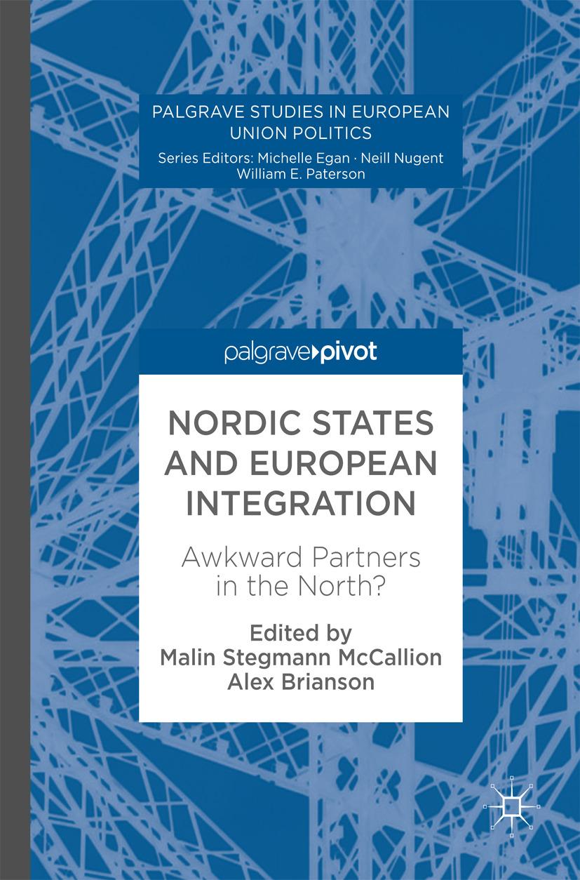 Brianson, Alex - Nordic States and European Integration, e-kirja