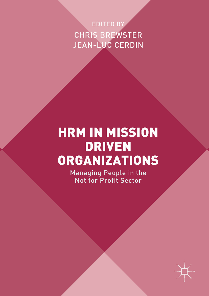 Brewster, Chris - HRM in Mission Driven Organizations, ebook