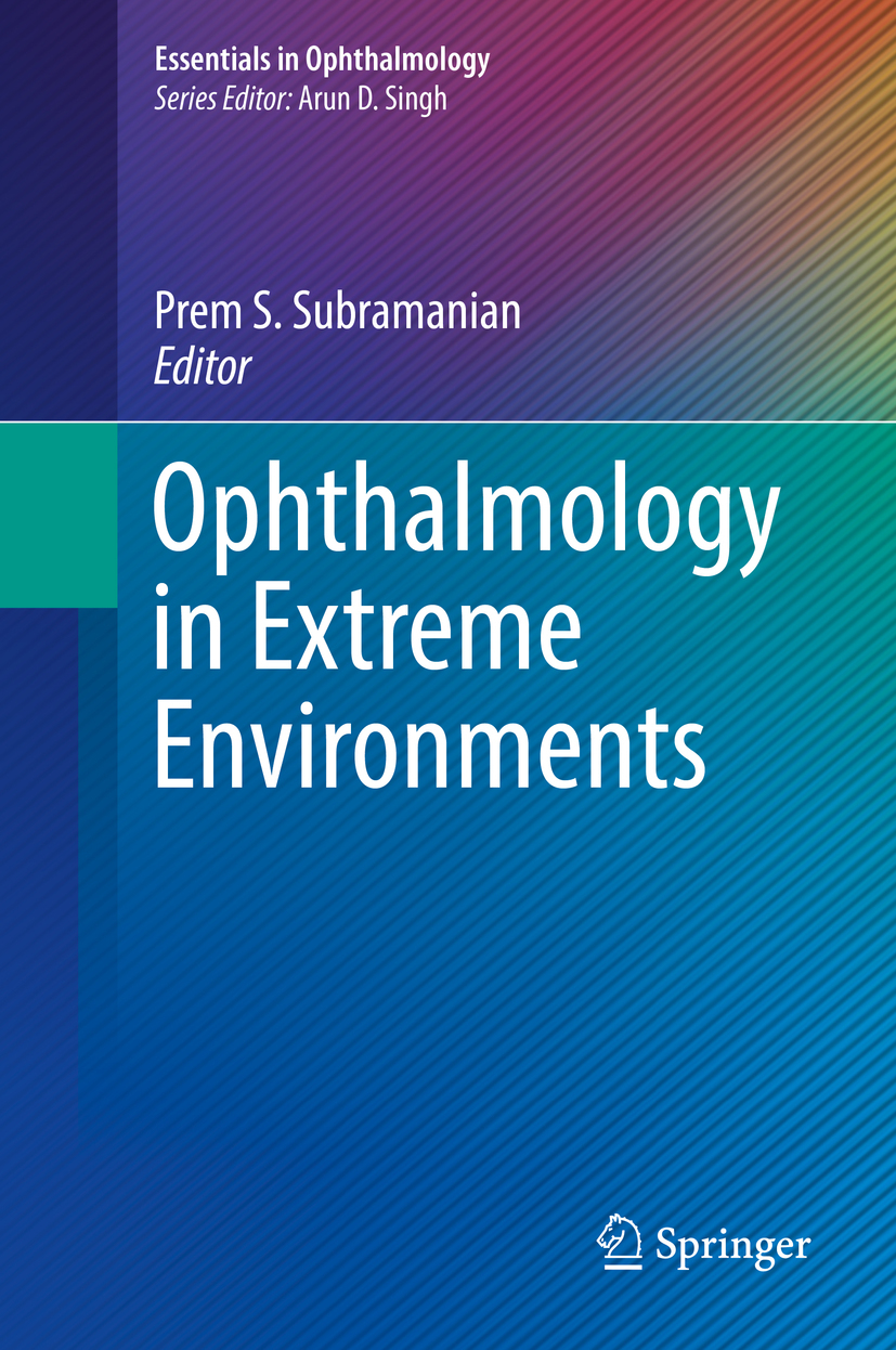 Subramanian, Prem S. - Ophthalmology in Extreme Environments, ebook