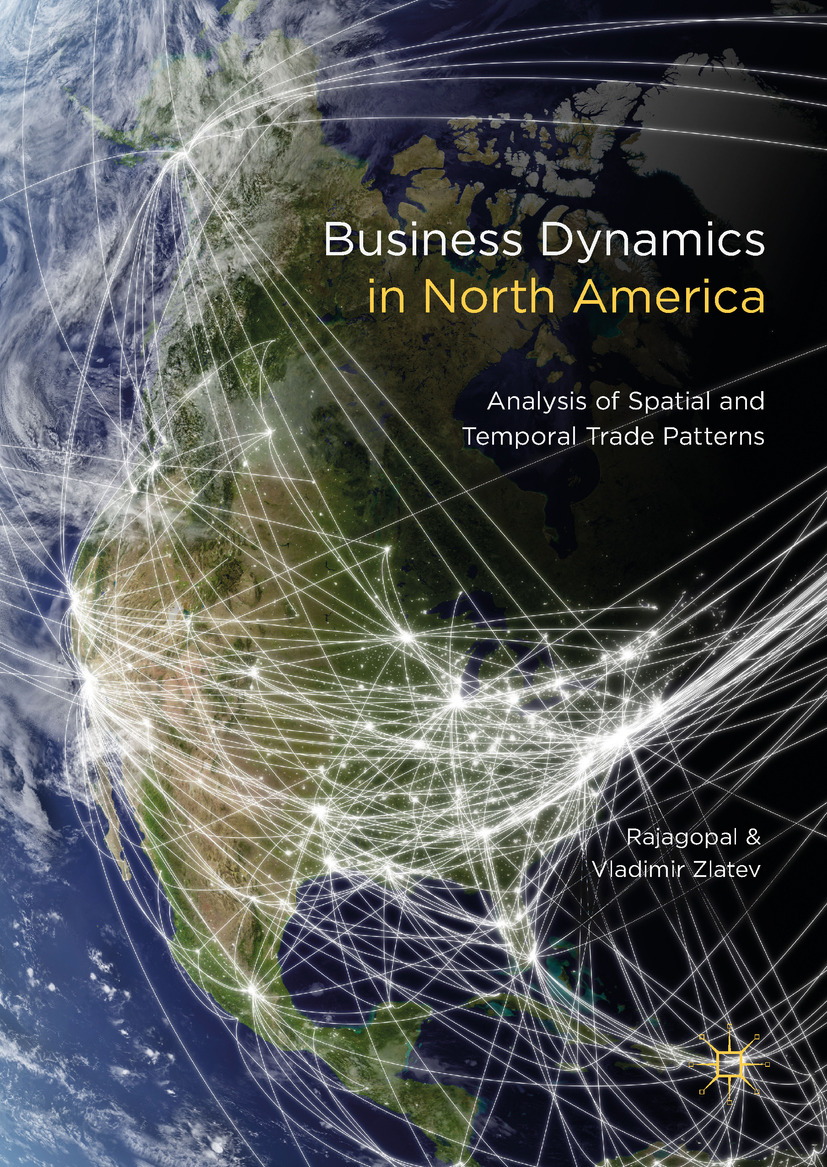 Rajagopal - Business Dynamics in North America, ebook