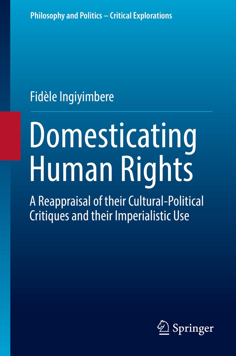 Ingiyimbere, Fidèle - Domesticating Human Rights, e-bok